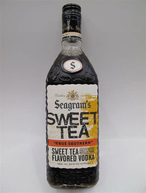seagram s vodka swt tea 750ml