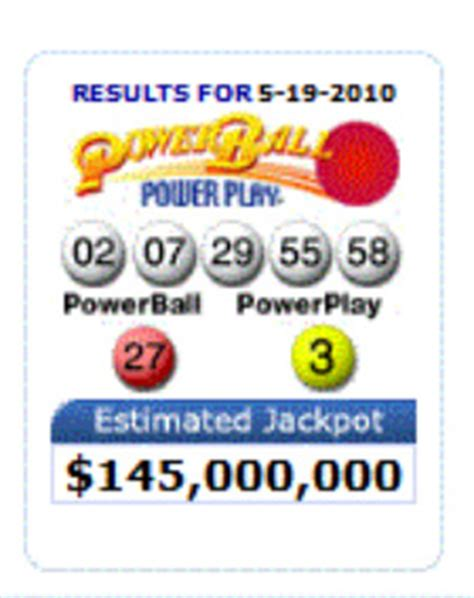 How Many Numbers In Powerball To Win Money - powerball winning numbers jackpot climbs to 145 million