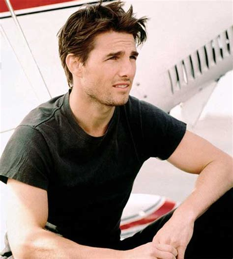 Tom Cruise Hairstyle by 15 New Tom Cruise Hair Mens Hairstyles 2018