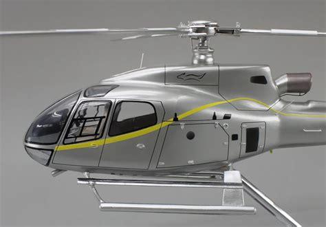 Handmade Helicopter Models - ec 130