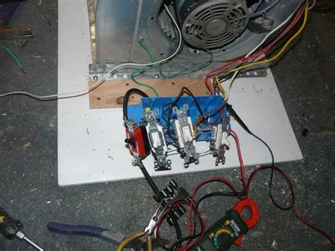 furnace blower motor wiring diagram furnace blower motor wiring diagram fuse box and wiring