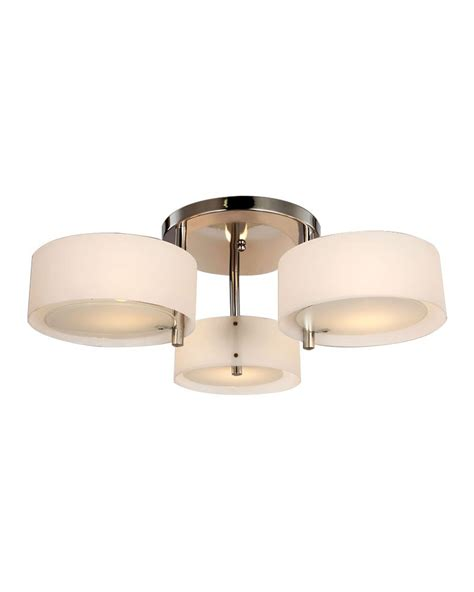 Drum Ceiling Light Drum Ceiling Light With Diffuser Home Lighting Design Ideas