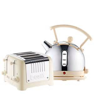 Morphy Richards Cream Toaster Dualit Dome Kettle And 4 Slot Toaster Bundle Cream Iwoot