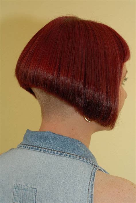 super short stacked bob 369 best images about hair super short napes on pinterest