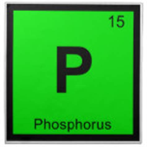 Phosphate Periodic Table by Phosphorus Individual Element Periodic Table Cloth