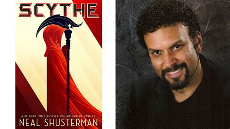 scythe arc of a scythe books universal to adapt neal shusterman ya series scythe