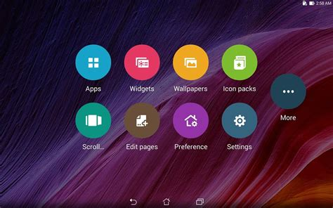 themes asus launcher asus launcher android apps on google play