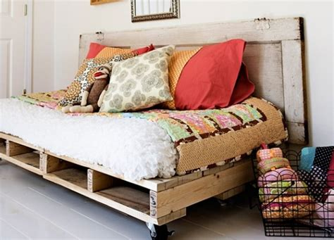diy pallet bed projects bed 10 amazing diy pallet projects lifestyle