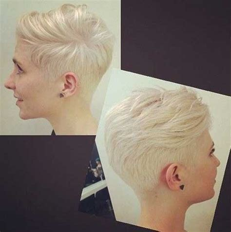 short trendy hairstyles the haircut web 30 trendy short haircuts 2015 2016 short hairstyles