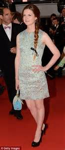 harry potter star bonnie wright fails to sparkle as she
