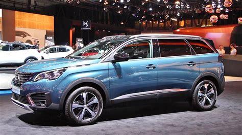 peugeot jeep interior peugeot 5008 gt 2017 interior exterior walkaround