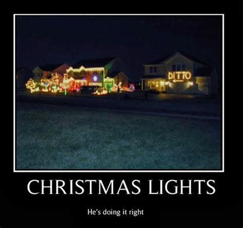 Christmas Lights Meme - men s and women s humor funny and or clever christmas