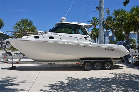 everglades boats for sale nc 2009 32 everglades for sale in stuart fl us bluewater
