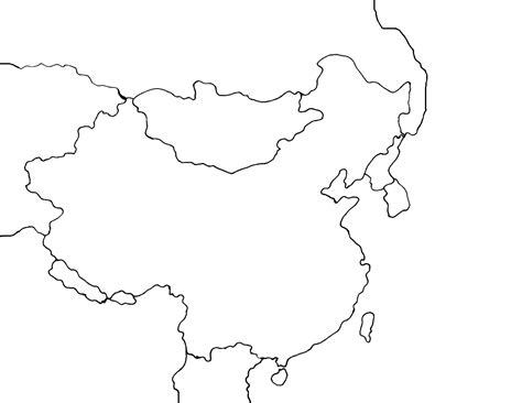 yangtze river coloring page china map mr krier s history 7