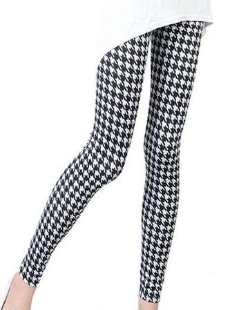 houndstooth pattern leggings houndstooth pattern leggings on sale a thrifty mom