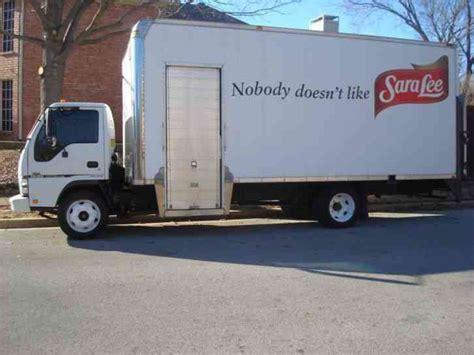 isuzu npr hd 2006 box trucks