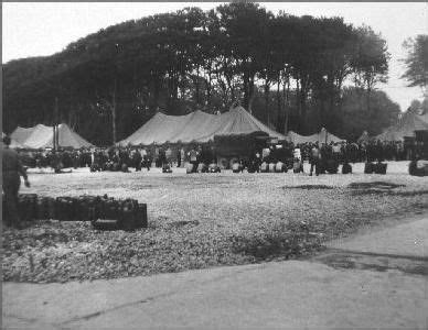 camp lucky strike le havre (77th field hospital) / transit
