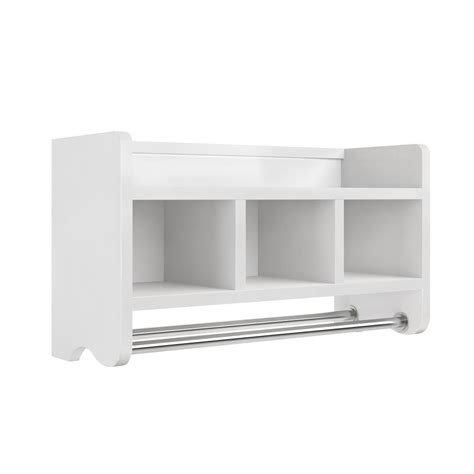 Great White Bathroom Shelving Images Bathroom And Shower Bathroom Shelves White