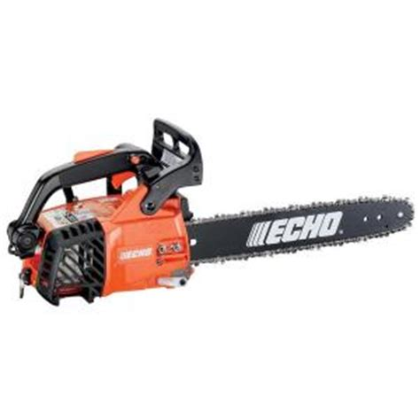 echo 14 in 30 1 cc gas chainsaw cs 303t 14 the home depot