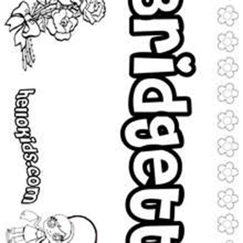 coloring pages of the name brittany how to draw brittany name