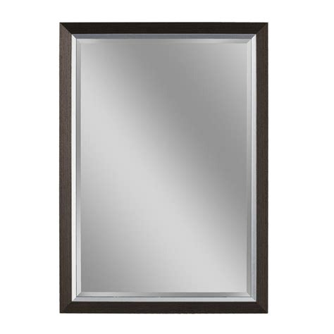deco mirror 16 in w x 26 in h x 5 in d framed single 32 x 40 picture frame images craft decoration ideas