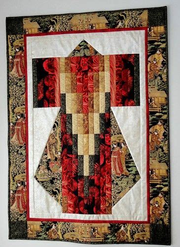 kimono patchwork pattern 176 best quilts oriental images on pinterest