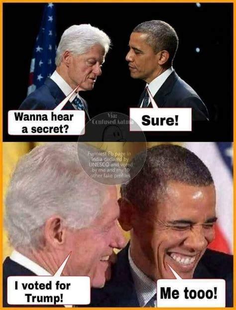 Bill Clinton Obama Meme - european knights project ekp smashculturalmarxism