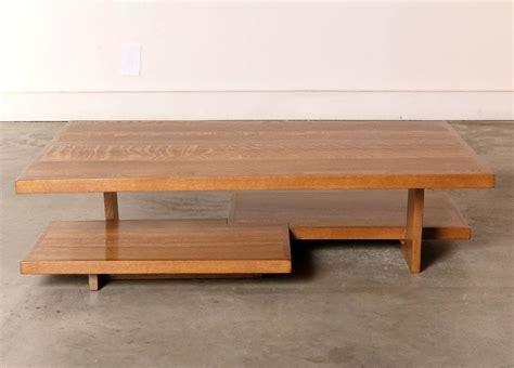 frank lloyd wright table l neutra frank lloyd wright style architects coffee table