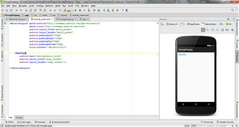 android layout xml structure memahami xml based layout pada android studio
