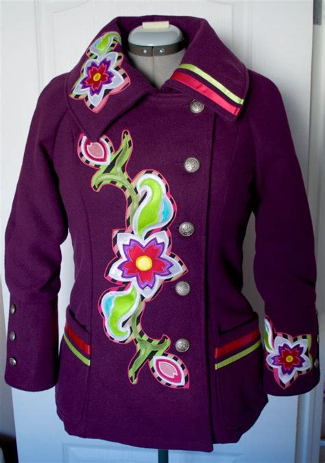 navajo design jacket 209 best native design clothing images on pinterest