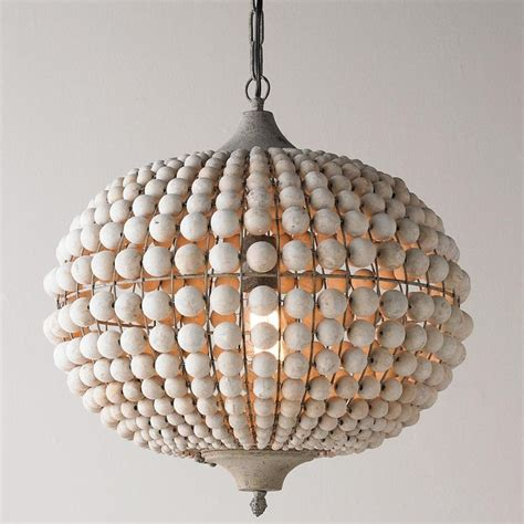 wood bead ceiling light 17 best ideas about wood bead chandelier on pinterest