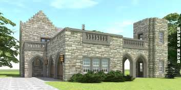castle homes plans duke castle plan tyree house plans