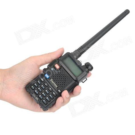 Lcd Uv5r 1 buy besttone bst uv5r 1 5 quot lcd dual band dual display walkie talkie w fm radio black