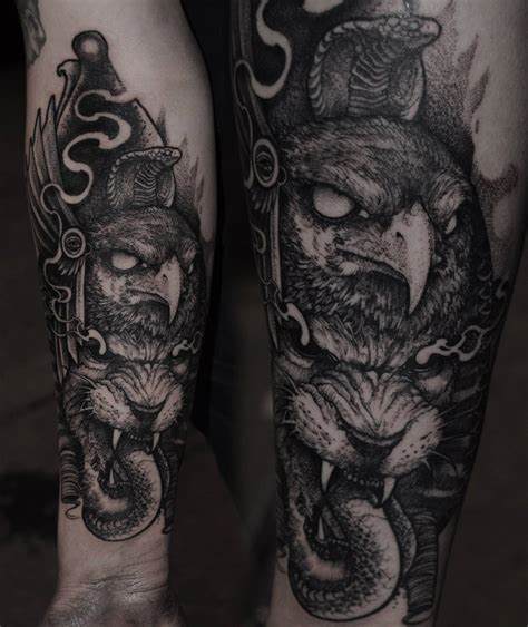 totem tattoo animal totem by grindesign inkedcollector