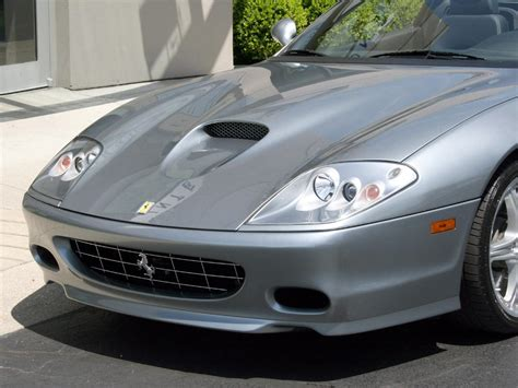 Ferarri Mf 002 Grey Original 2005 575m f1 superamerica