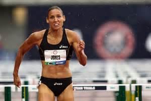 jones in 2012 u s olympic track field team trials