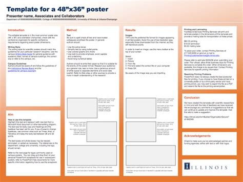 texas woman s university research poster templates institution