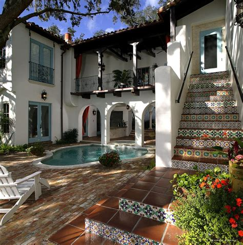 Spanish Courtyard Designs by Spanish Courtyard Designs Quotes