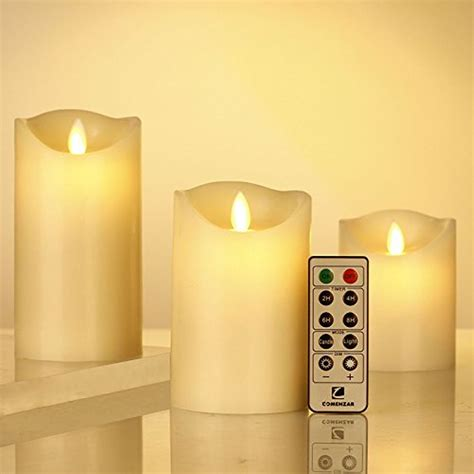 Battery Operated Candles Not Working by Flameless Candles Battery Operated Candles With Remote