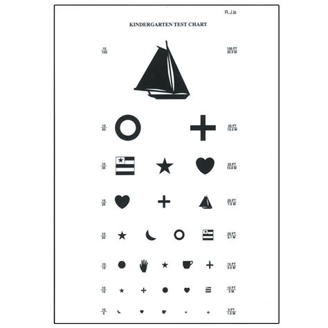 printable eye chart preschool pediatric snellen chart printable related keywords