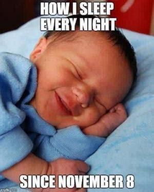 How I Sleep Meme - political jokes 2016 kappit