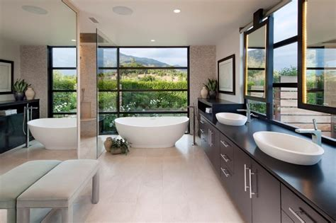 15 spectacular contemporary bathroom designs youll be