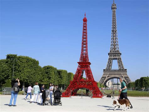 who designed the eiffel tower eiffel tower gets a little brother 1 center