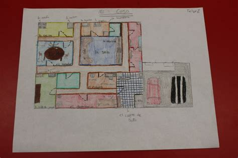 Working Drawing Floor Plan by Southern Schools Mi Casa Ideal