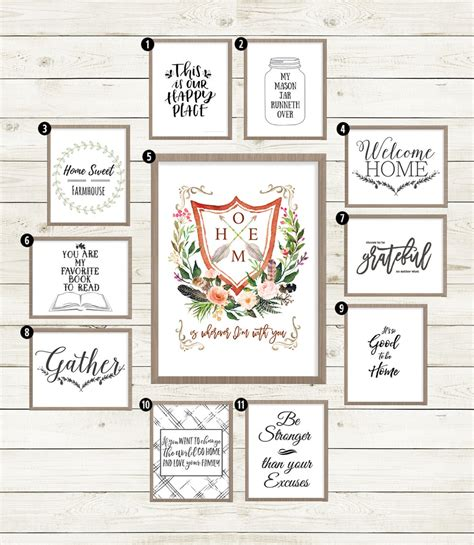 for printables 40 free farmhouse printables for that fixer vibe