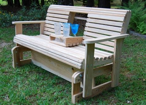 glider bench plans free outdoor wooden glider swing google search school