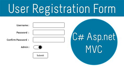 tutorial asp net mvc entity framework asp net mvc user registration form using entity
