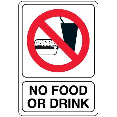 no food or drink interior signs | seton