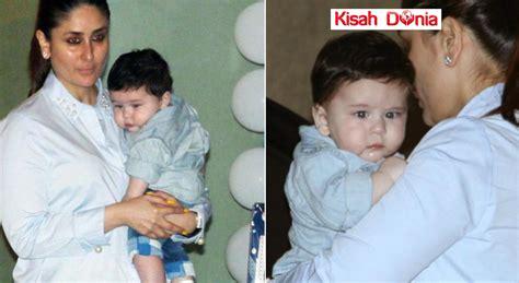 membuat anak yang cantik inilah dia gambar anak kareena kapoor dan suami yang buat