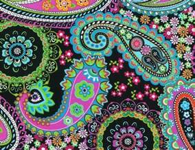 what color is paisley colorful paisley pattern paisley